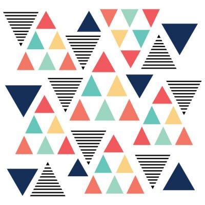 Kolorowe trójkąty