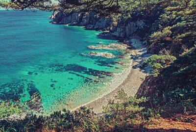 Fototapeta Tropical Blue Lagoon