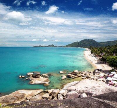 Fototapeta Tropikalne morze