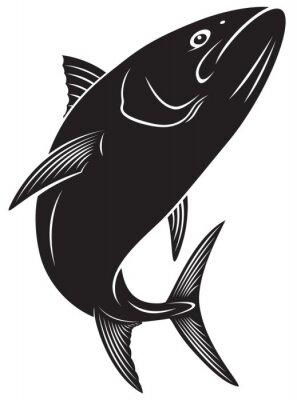Fototapeta tuńczyk