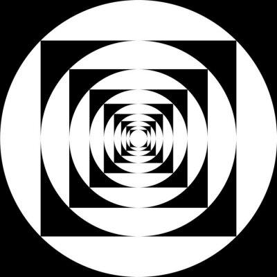 Fototapeta Tunel Optyczny