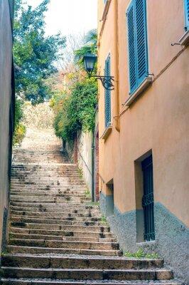 Fototapeta Ulicami starego Brescia