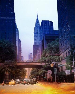 Fototapeta Ulice Nowego Jorku.
