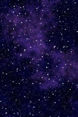 Fototapeta Universum - Sternenhimmel