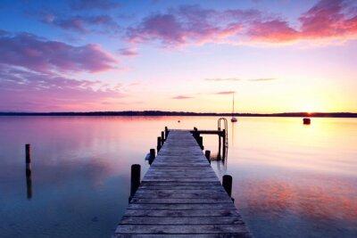 Fototapeta Urlaub am See