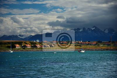 Ushuaia, Tierra del Fuego, Patagonia, Argentyna