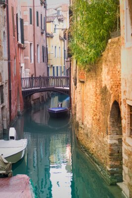 Fototapeta Venice street