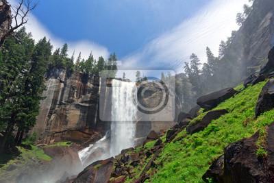 Fototapeta Vernal Spadek, Yosemite National Park