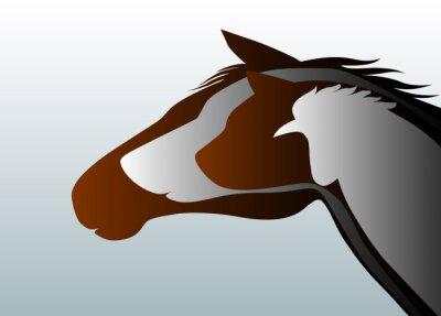 Fototapeta Veteriner logosu (versiyon 3)