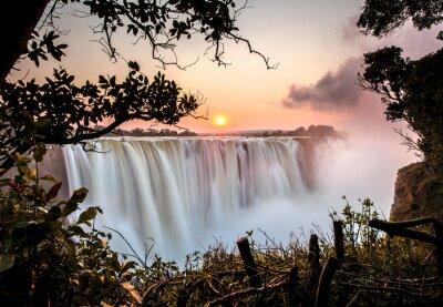 Fototapeta Victoria Falls