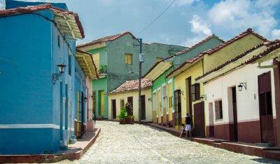 Fototapeta vie cubaine