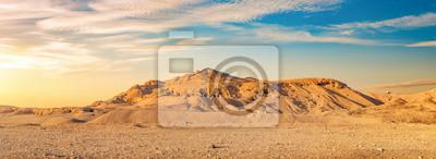 Fototapeta View on desert