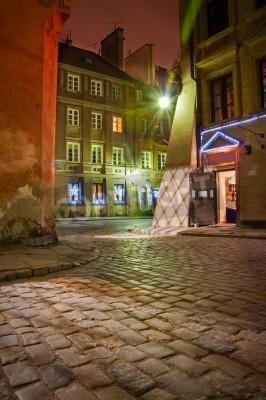 Fototapeta Warszawa, Polska