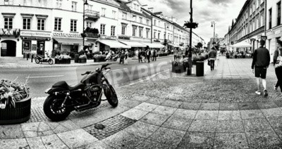 Fototapeta Warszawa, Polska.