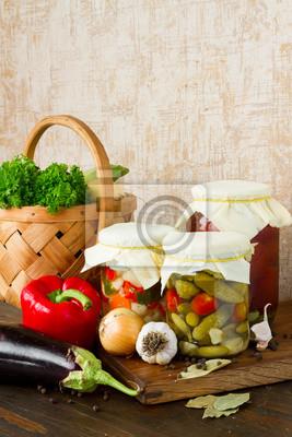 warzywa konserwowane