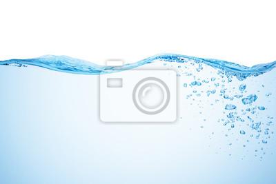 Fototapeta Water splash.