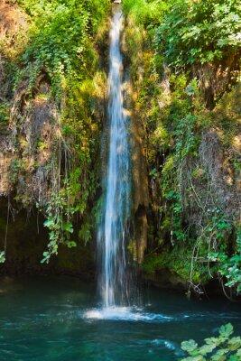 Fototapeta Waterfall Duden at Antalya Turkey