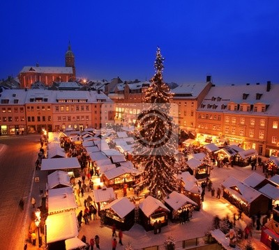 Weihnachtsmarkt W.Weihnachten Weihnachtsmarkt W Annaberg Buchholz Fototapety Redro