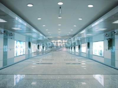 Fototapeta Wejście do stacji metra