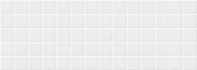 Fototapeta White ceramic tiles texture abstract background vector