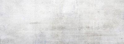 Fototapeta White concrete wall as background