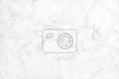 Fototapeta White grey marble texture background with high resolution, top view of natural tiles stone floor in luxury seamless glitter pattern for interior and exterior decoration.
