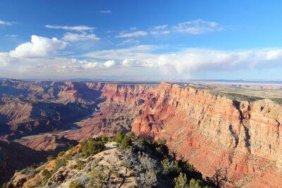 Fototapeta Widok z Grand Canyon Navajo punkt wychodzą