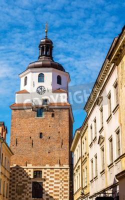 Fototapeta Widok z wieży w Krakowie w Lublinie - Polska