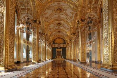Fototapeta Wielki Kremlin Palace,