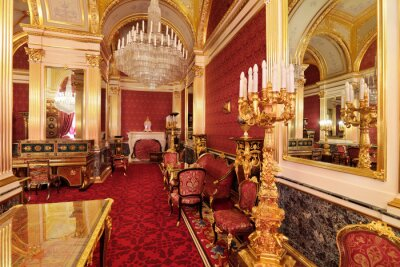 Fototapeta Wielki Kremlin Palace wnętrze
