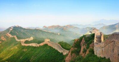 Fototapeta Wielki Mur Chiński