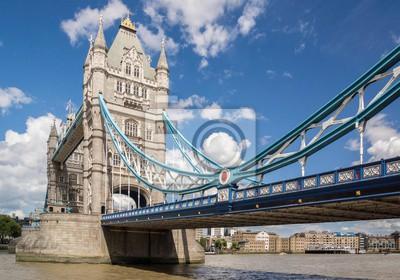 Fototapeta Wieża most