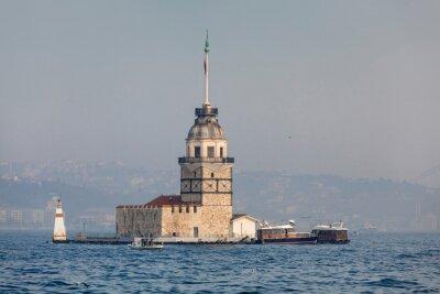 Fototapeta Wieża Panny