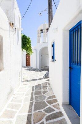 Fototapeta Wioska Prodomos, Paros, Grecja