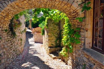 Fototapeta Wioska Provence