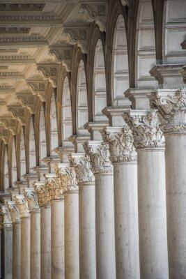 Fototapeta Włoski Kolumny