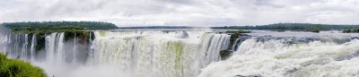 Fototapeta Wodospad - Diablo gardła