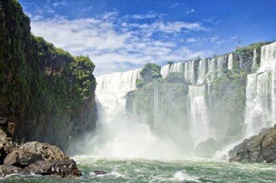 Fototapeta Wodospad San Marti