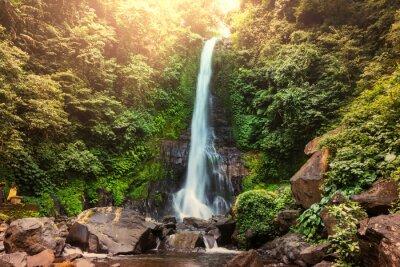 Fototapeta Wodospad w Indonezji