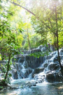 Fototapeta Wodospad w Meksyku