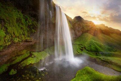 Fototapeta Wodospady