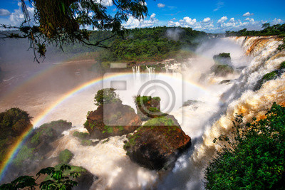 Wodospady, Argentyna