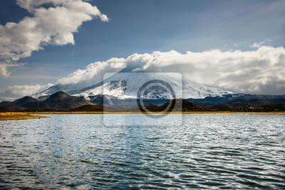 Wulkan, Chile