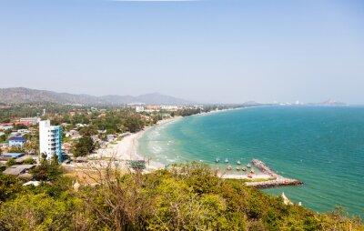 Fototapeta Wybrzeżu, w Tajlandii