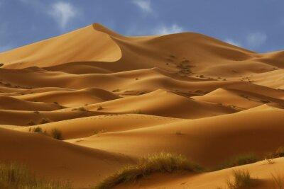 Fototapeta Wydmy Sahary, Maroko