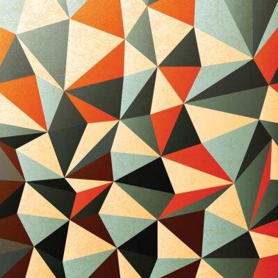 Fototapeta Wzór w kształcie rombu. Abstrakcyjny, Wektor, EPS10