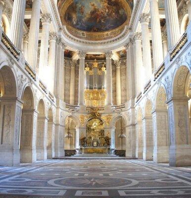 Fototapeta 王室 礼 拝 堂, ベ ル サ イ ユ 宮殿