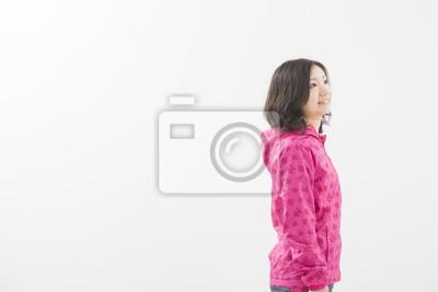 Fototapeta ス ポ ー ツ ウ ェ ア の 女性