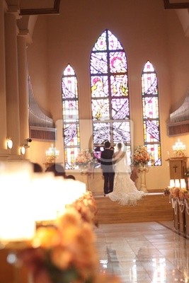 Fototapeta 结婚 式 0004