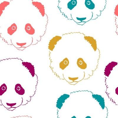 Fototapeta панда